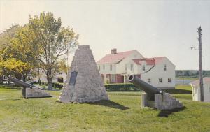Park, Canons, LIVERPOOL, Nova Scotia, Canada, 40-60´s