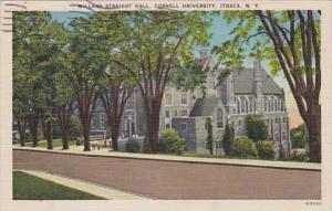 New York Ithaca Willard Straight Hall Cornell University 1940
