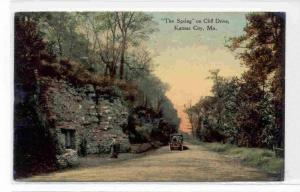 The Spring on Cliff Drive, Kansas City, Missouri, PU-1911