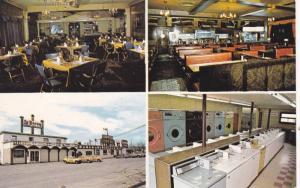 4-Views, Restaurant Bel-Air, Le Baron, Victoria-Edmundston East, New Brunswic...