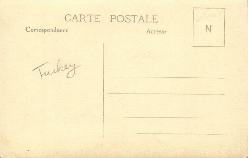 turkey, ANKARA, General Entrance Gate (1930s) RPPC Postcard