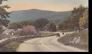 Vermont  Manchester In The Mountains Ethen Allen Highway South Of  Albertype