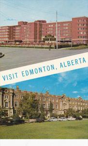 Hospital & Science Bldg , University of Alberta Campus , EDMONTON , Alberta ,...