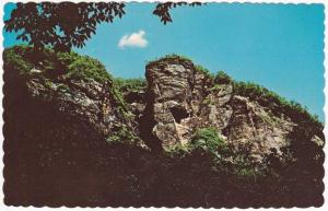 Elephant's Head at Smugglers Notch VT, Vermont