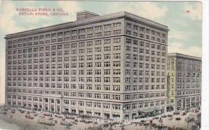 Illinois Chicago Marshall Field & Company Retail Store