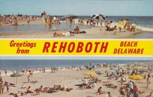 Beach Shore, REHOBOTH BEACH, Delaware, 40-60´s