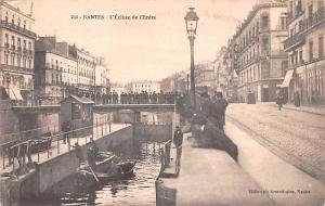 Nantes France L'Ecluse de lErdre Nantes L'Ecluse de lErdre