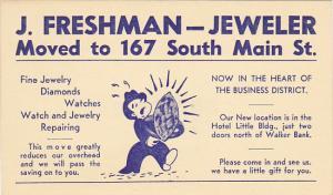 Advertising J Freshman Jeweler