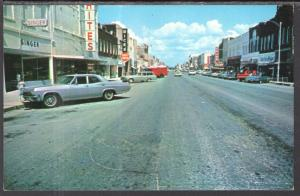 Downtown Denison,TX