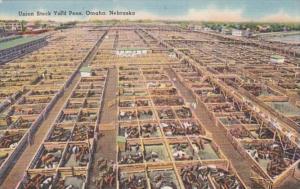Nebraska Omaha Union Stoc Yard Pens