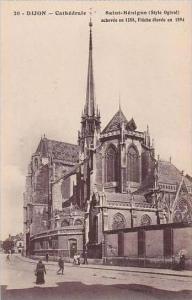 France Dijon Cathedrale Saint-Benigne