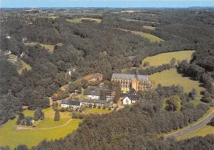 Altenberg im Bergischen Land Dom Cathedral Aerial view