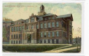 West Waterloo High School,  Waterloo, Iowa, PU-1909