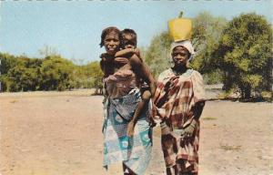 Madagascar Malgache Femmes Antandroy Real Photo