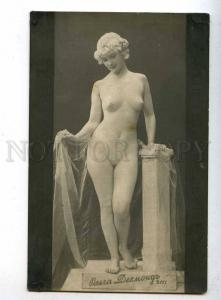 198439 NUDE Olga DESMOND German DANCER actress Vintage PHOTO