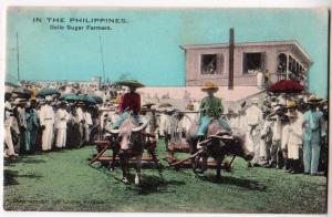 Philippines, lloilo Sugar Farmers