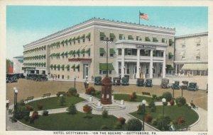 GETTYSBURG , Pennsylvania, 1910s ; Hotel Gettysburg - On the Square