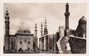 Egypt Cairo Mosquee Of Sultan Hassan El Rajaieh and El Mohammed Photo