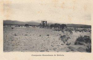 Compania Huanchaca de Bolivia , 1901-07