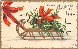 Holiday Postcards 1907