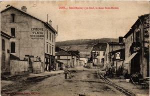 CPA  Toul - Saint-Mansuy - au Fond - le Mont Saint-Michel  (484261)