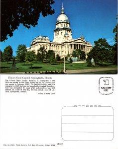 Illinois State Capitol, Springfield, Illinois