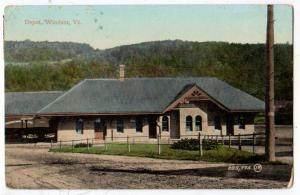 Depot, Windsor VT