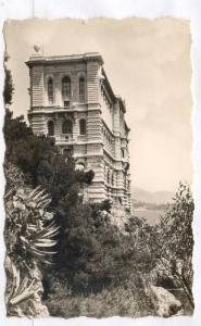 RP, Le Musee Oceanographique, Monaco, PU-1961
