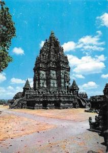 Indonesia Prambanan Temple near Yogyakarta