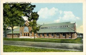 NH - Hanover. Dartmouth College, New Gymnasium