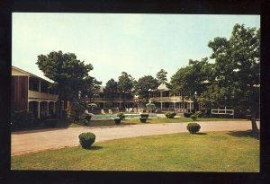 Hyannis Massachusetts/Mass/MA Postcard, Lamplighter Motel, Cape Cod