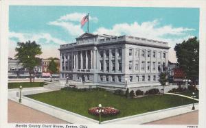 Hardin County Court House, Kenton, Ohio, 30-40s