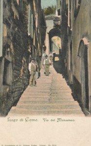 COMO , Italy , 00-10s ; Via del Monastero