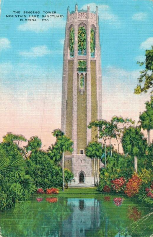 USA The Singing Tower Mountain Lake Sanctuary Florida 02.58