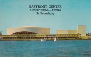 Florida St Petersburg Bayfront Center