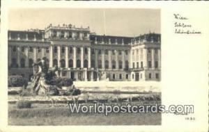 Austria Wien - Vienna Schonbrunn, Gloriett