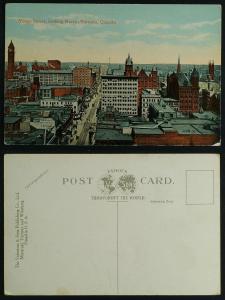 Yonge Street looking North  c 1910-15