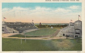 Stadium , University of NEBRASKA , Lincoln , Neb. , 1939