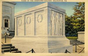 VA - Arlington. Tomb of the Unknown Soldier