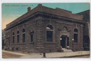 Bank of Montreal, Moncton NB