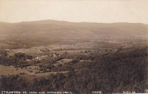 RP, View From The Mohawk Trail, Stamford, Vermont, 1920-1940s