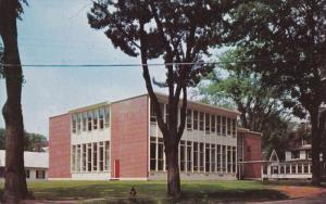 Library and Classrooms of State Teachers College, FARMINGTON, Maine, 40-60s