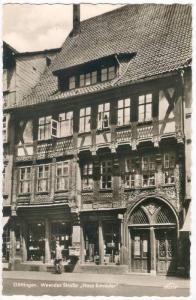 RP, Weender Strasse  Haus Schröder , Göttingen (Lower Saxony), Germany, 20-40s
