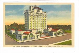 The Polk Hotel, Haines City, Florida, 1930-1940s
