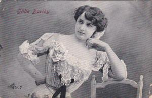 Stage Actress , Gilda Darthy , 00-10s