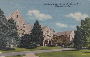 Pennsylvania Elizabethtown Allegheny County Memorial Masonic Homes