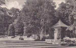 Maine Camden The Bok Memorial Albertype