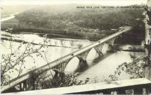 Bridge Over Lake Taneycomo, At Branson, Missouri, 1900-1910s