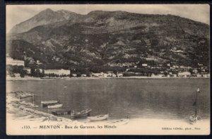 Baie de Garavan,les Hotels,Menton,France BIN