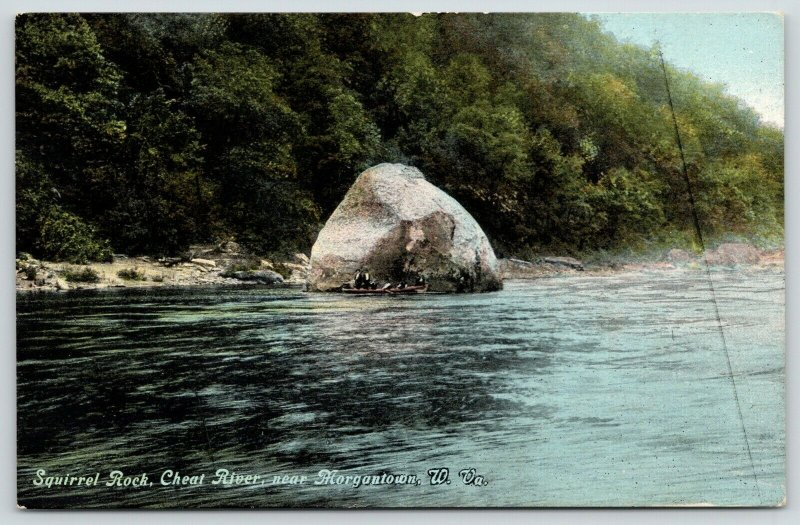 Morgantown WV~Cheat River~Squirrel Rock (Turns Head!) To Wilhelm Meyers Lake PA